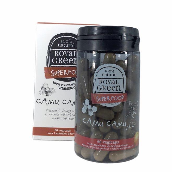 Camu Camu - Vitamine C - 60 vegicaps