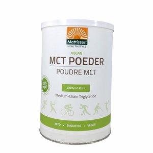 Mattisson MCT Poeder - 330g - BIO