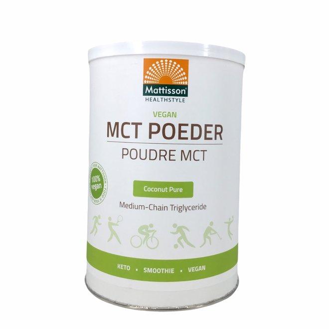 MCT Poeder - 330g - BIO