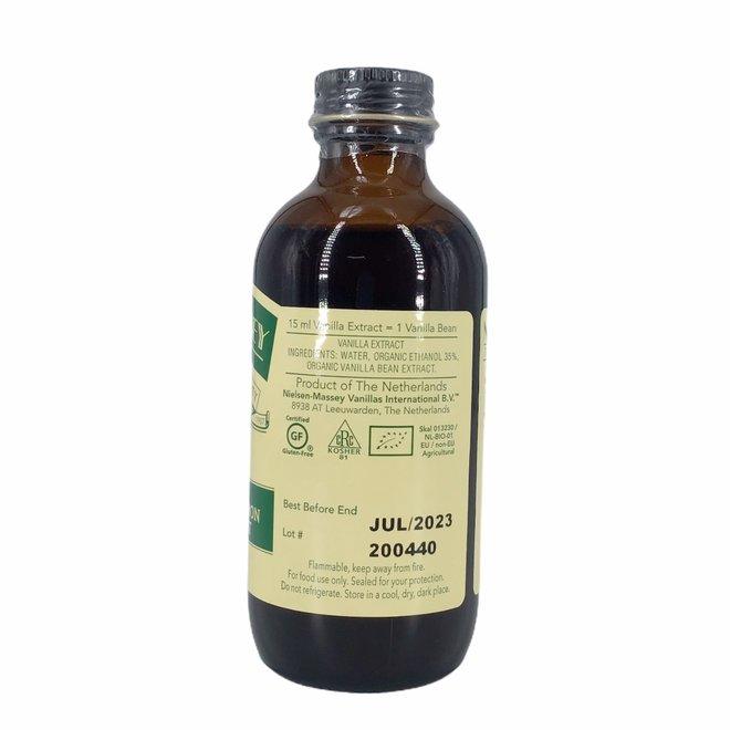 Vanille Extract (Glas) - 118ml - BIO