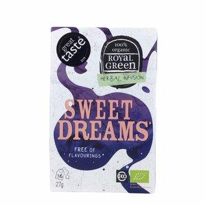 Royal Green Thee - Sweet Dreams - BIO