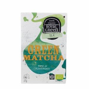 Royal Green Thee - Green Matcha - BIO