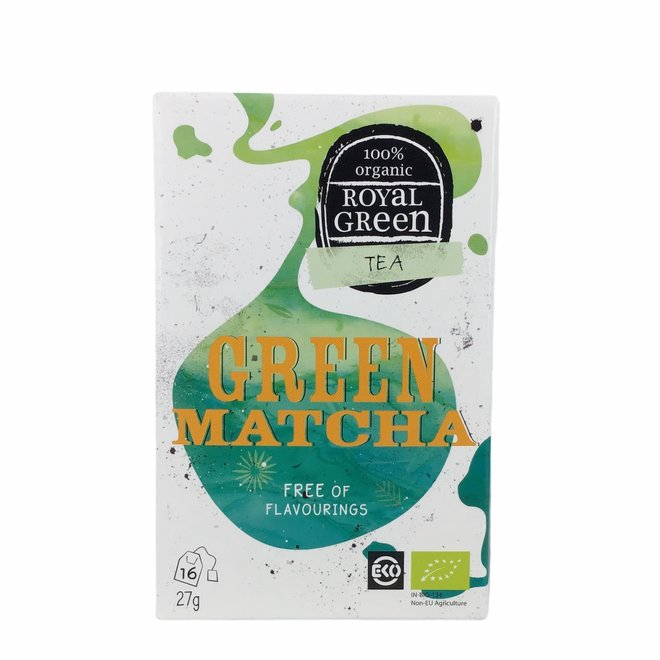 Thee - Green Matcha - BIO