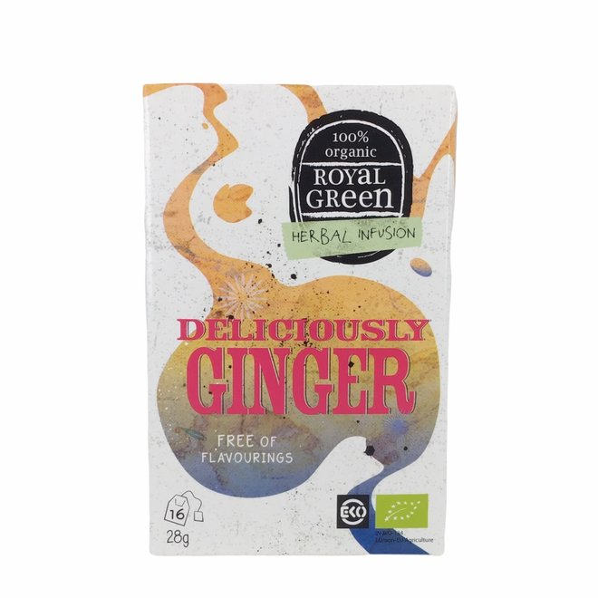 Thee - Deliciously Ginger - BIO