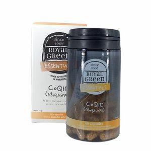Royal Green CoQ10 - 100% pure ubiquinol - 60caps