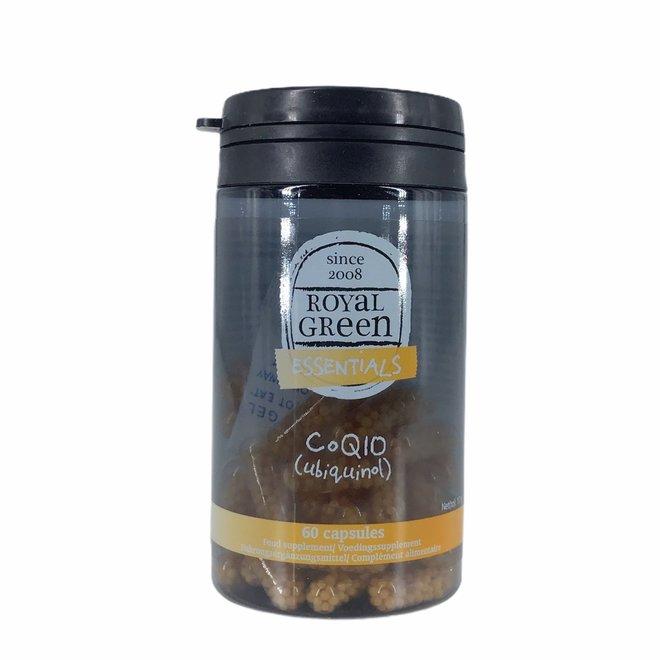 CoQ10 - 100% pure ubiquinol - 60caps