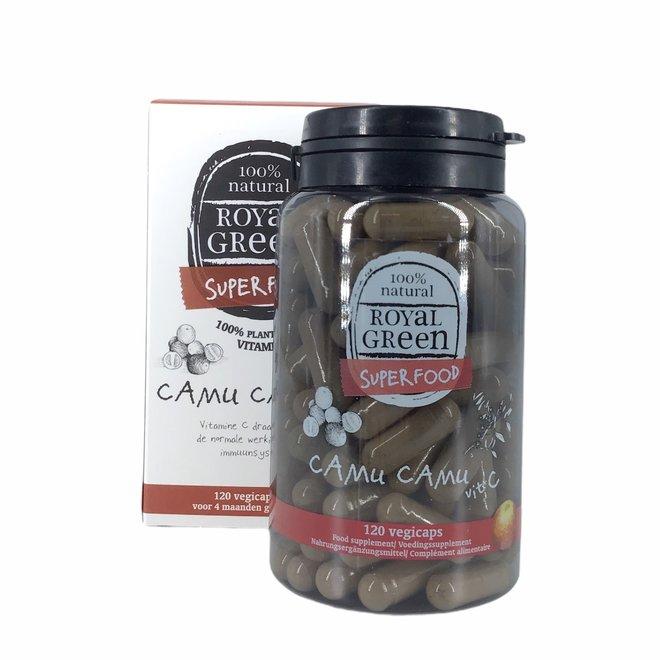 Camu Camu - Vitamine C - 120 vegicaps