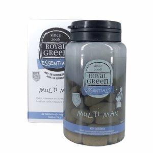 Royal Green Multi Man - 60 Tabletten