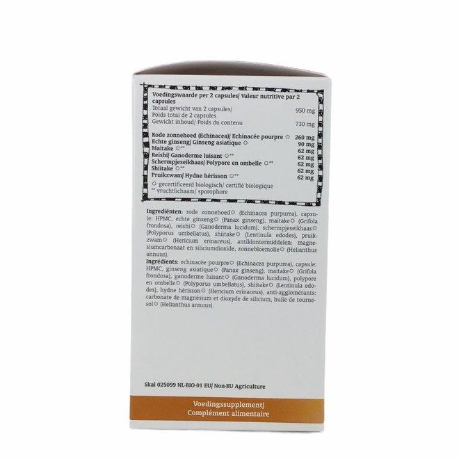 Immune & Energy - 60 vegicaps  - BIO