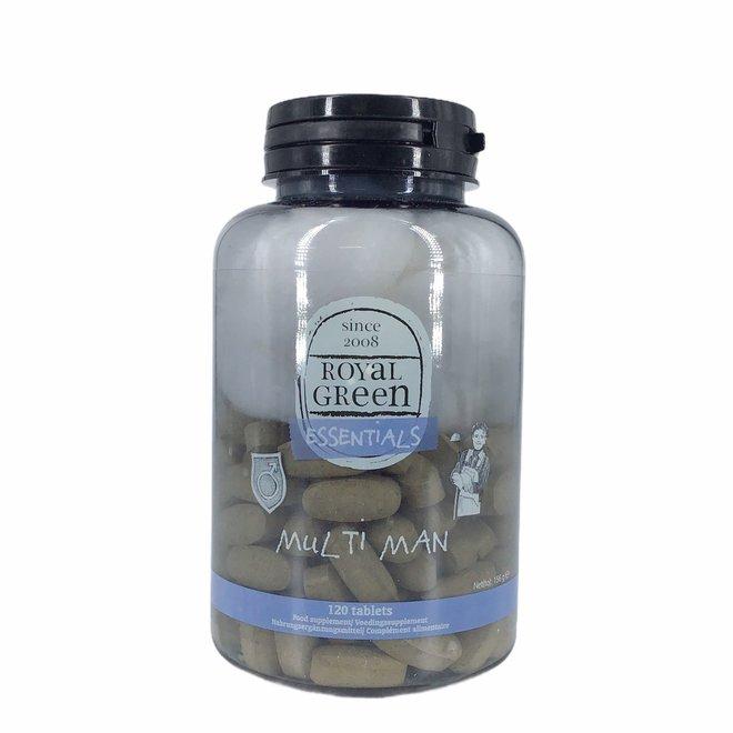 Multi Man - 120 Tabletten