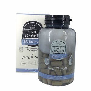 Royal Green Multi Man - 120 Tabletten