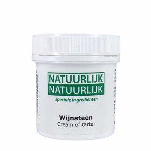 NatuurlijkNatuurlijk Wijnsteen Cream of Tartar - 80g