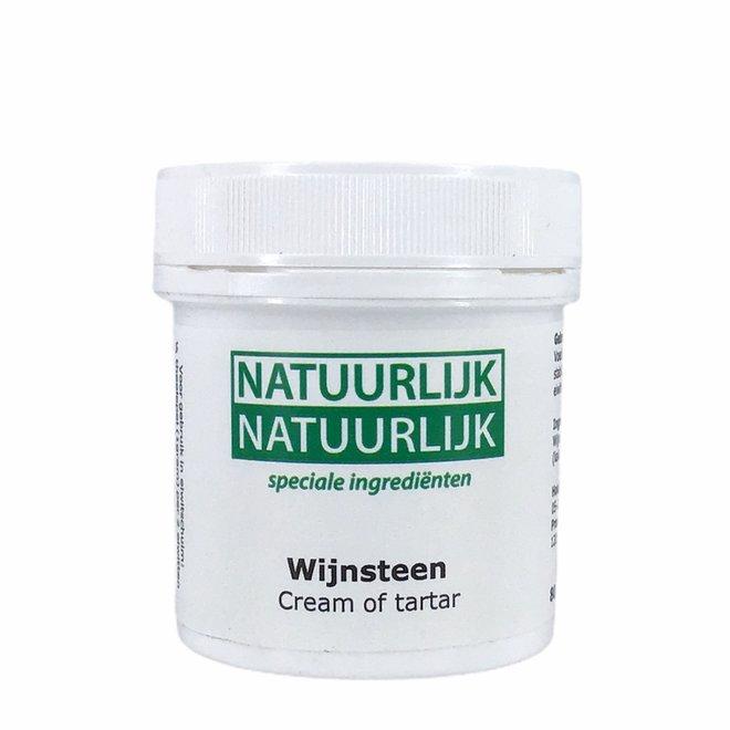 Wijnsteen Cream of Tartar - 80g