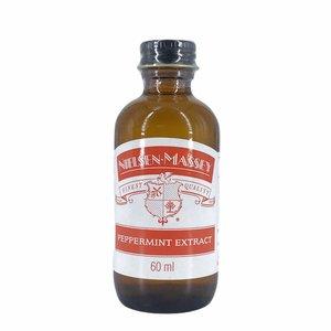 Nielsen Massey Pepermunt Extract (Glas) - 60ml