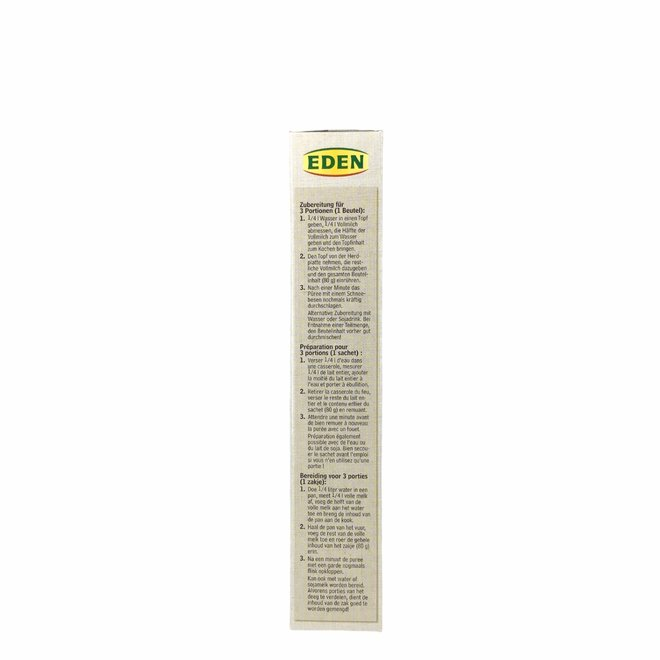 Aardappelpuree 160g (2x80g) - BIO