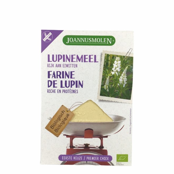 Lupinemeel 200gr - BIO