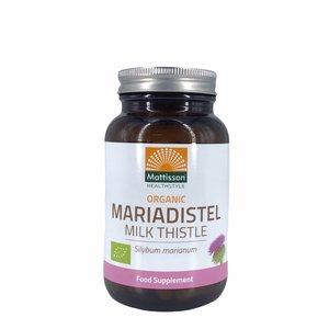 Mattisson Mariadistel - 120 vegicaps - BIO