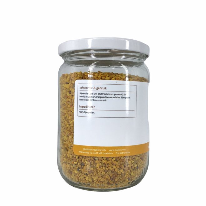 Bijenpollen Raw Stuifmeelkorrels - 300g