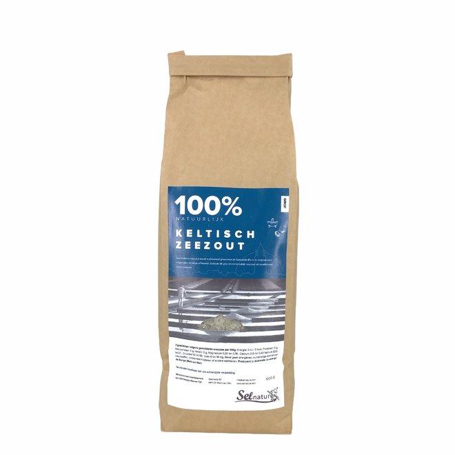Keltisch Zeezout Grof - 1kg