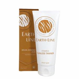 Earth Line Vitamine E Bruin zonder Zon