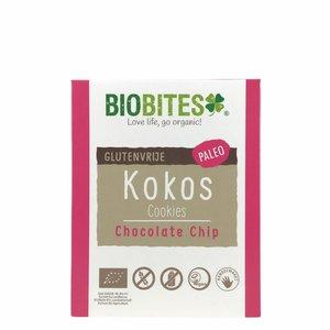 Biobites Chocolate Chip Kokoskoekjes - 65g - BIO