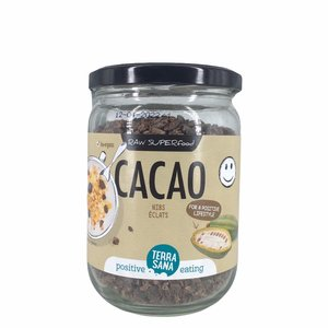 Terrasana Cacao Nibs Raw 230g - BIO