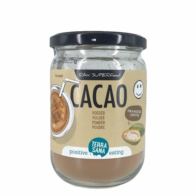 RAW Cacaopoeder 160g - BIO