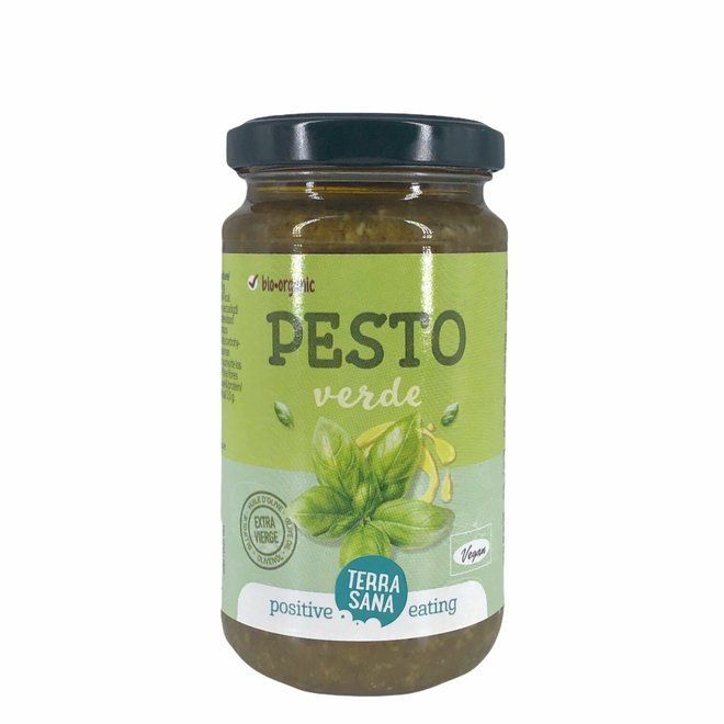 Groene Pesto 180g - BIO