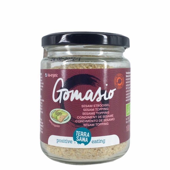 Gomasio - sesamstrooisel - 100g - BIO