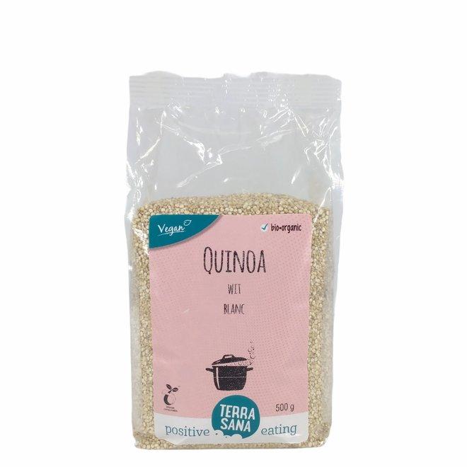 Quinoa Zaden wit 500g - BIO