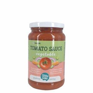 Terrasana Tomatensaus met groente - 340g - BIO