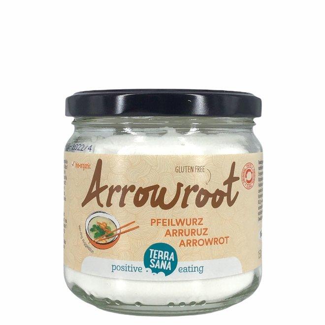 Arrowroot 150g (in glazen potje) - BIO