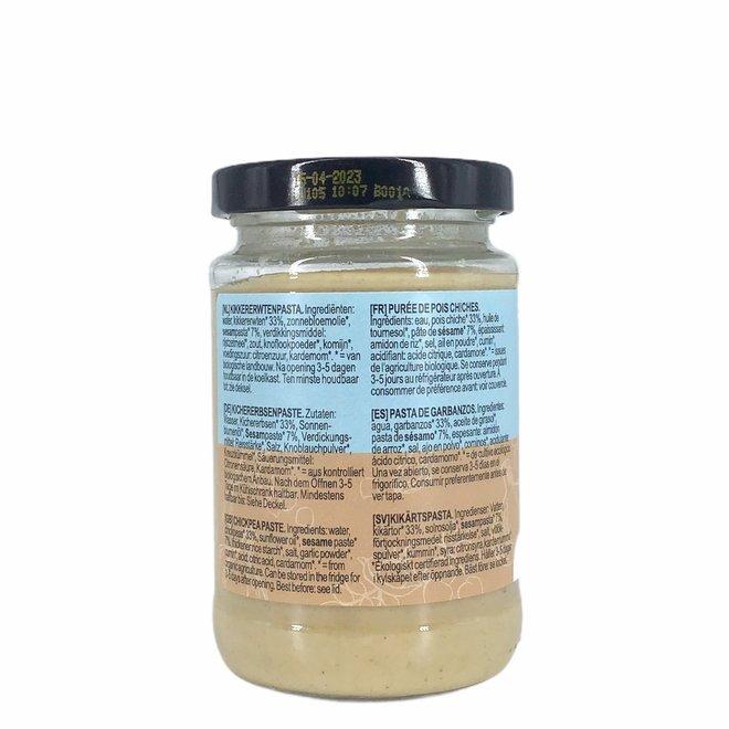 Hummus Spread Naturel 185g - BIO