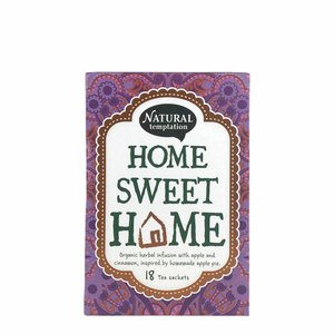 Natural Temptation Home Sweet Home - Kruidenthee - BIO