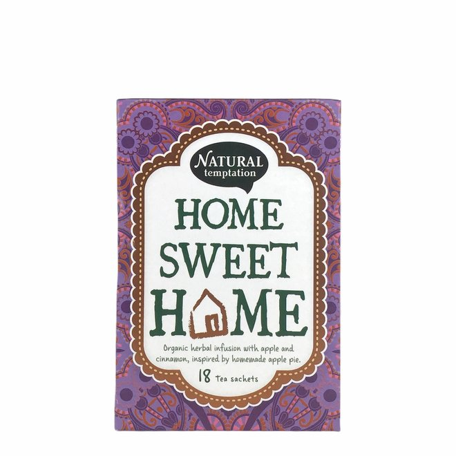 Home Sweet Home - Kruidenthee - BIO