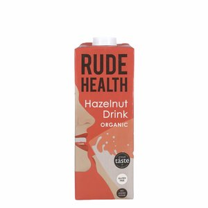 Rude Health Hazelnut drink - 1L - BIO