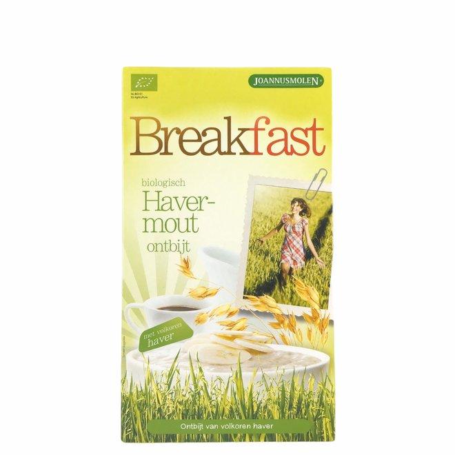 Breakfast Ontbijt Havermout 300g - BIO