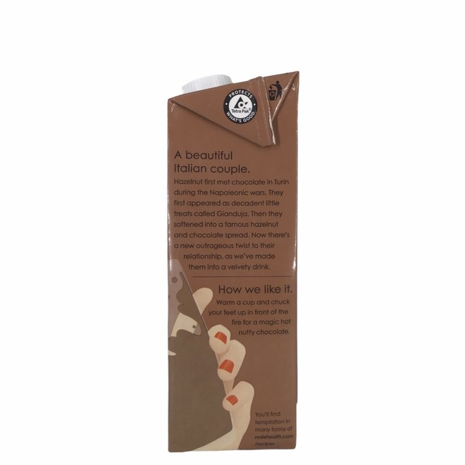 Hazelnut Cacao drink - 1L - BIO