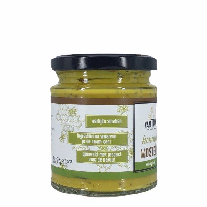 Honing Mosterd Saus 170g - BIO