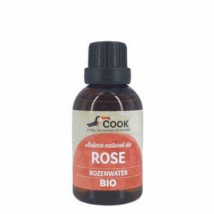 Cook Rozenwater - 50ml - BIO