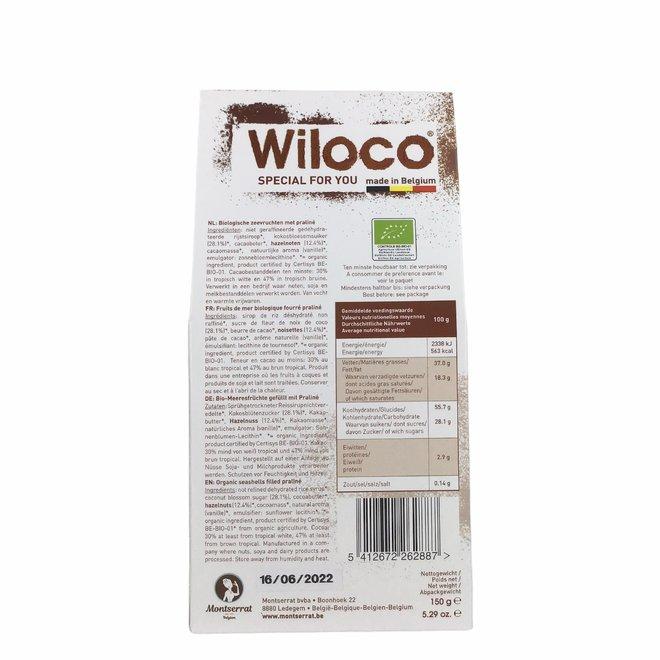 Wiloco Zeebanket - 150g - BIO