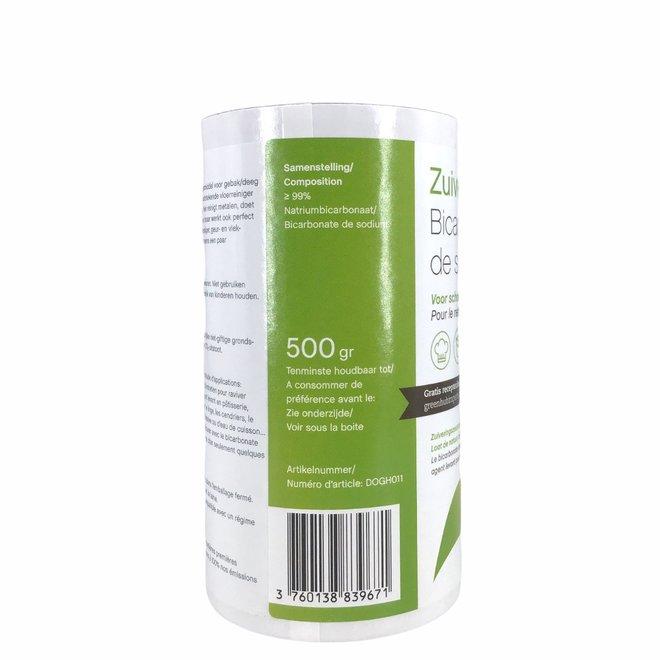 Zuiveringszout / Baking Soda - 500g