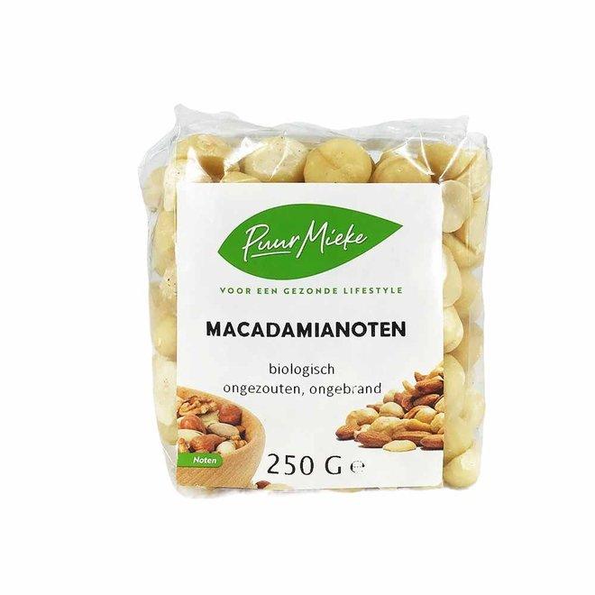 Macadamianoten - 250g - BIO