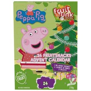 Fruitfunk Adventskalender - Peppa Pig 2021