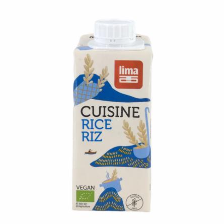 Rijst- Haver- en Kokosroom