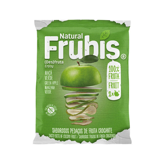Green Apple Fruitchips - 20g