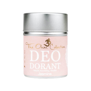 The Ohm Collection Deodorant Poeder - Jasmine - 120g