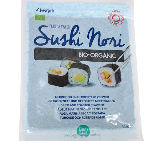 Sushi producten