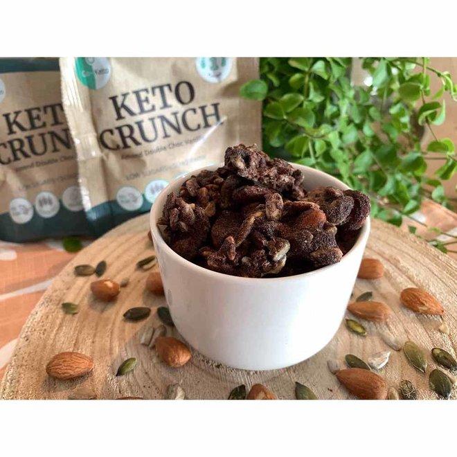Crunch - Almond Double Choc Vanilla - 40g - BIO