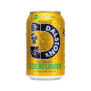 Dalston's Frisdrank Fizzy Elderflower - 330ml